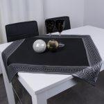 Nakładka Rodos Lux - Czarny srebro